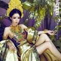 Сиань ло ван фэй принцесса сиам древних таиланд принцесса сексуальные индийский танец костюм экзотический стиль женский костюм