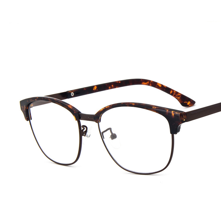Nerdy Horn Rim Vintage/Retro Acetate Full Rim Optical Prescription EYEGLASSES FRAMES Men Women Myopia Glasses 9588RX Spectacle