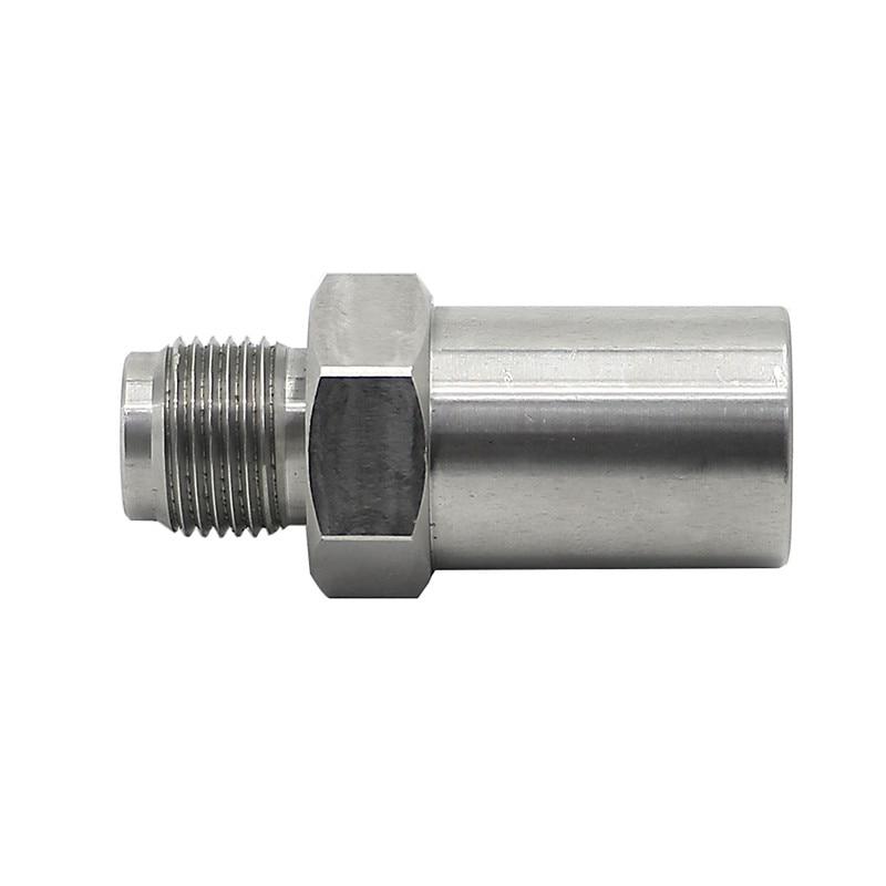 Utility 5.9L Cummins Rail Fuel Plug for Dodge Ram 3500 Silver Brand New
