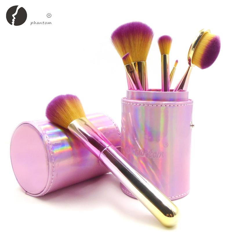 Makeup brushes set 6pcs pincel maquiagem high quality foundation concealer eyeshadow brushes sets maquillage becuty tools