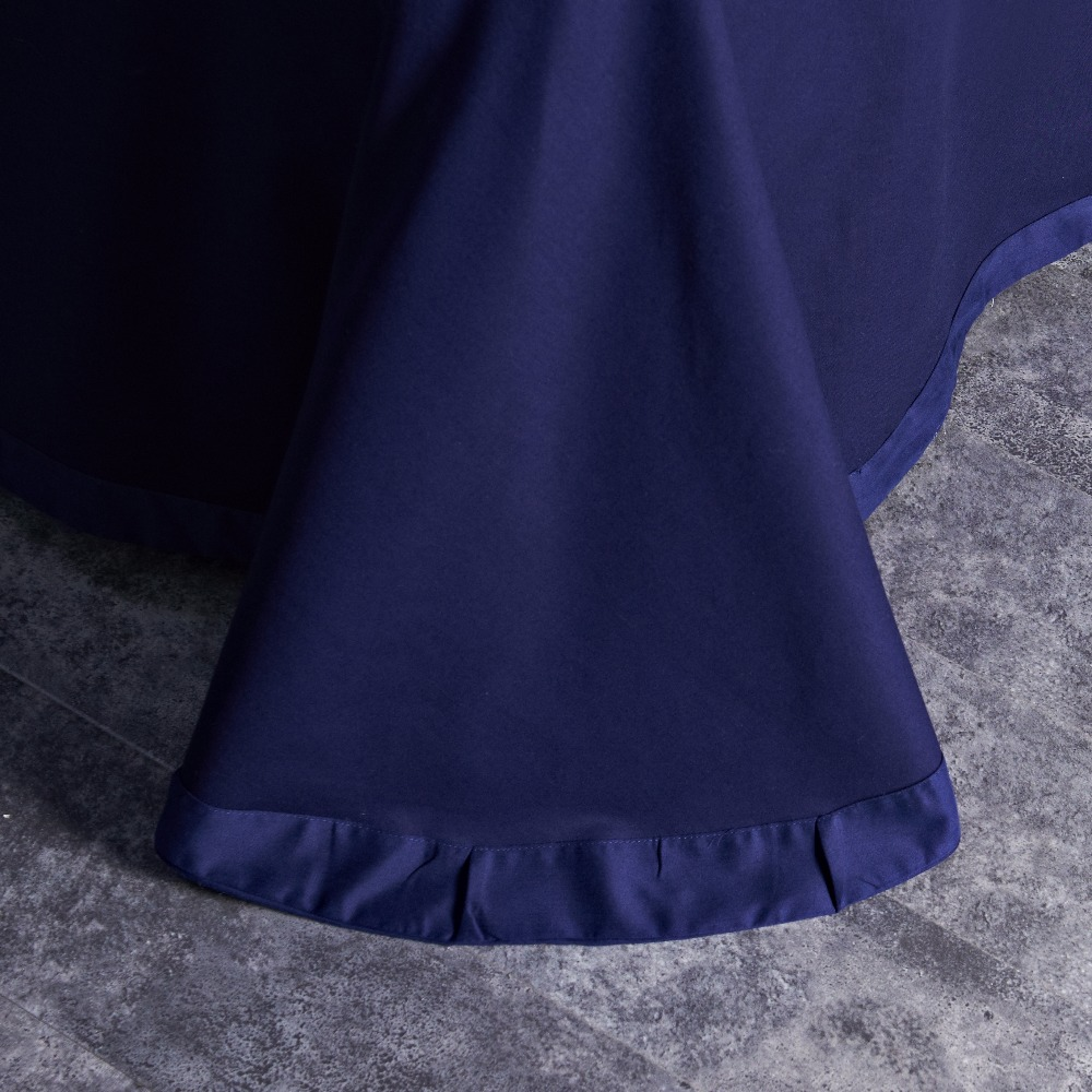 4/5 piezas de algodón de Egipto lijado de dibujos animados búho ropa de cama conjunto de toallas de bordado cálido edredón juego de sábanas fundas de almohada reina rey tamaño - 5