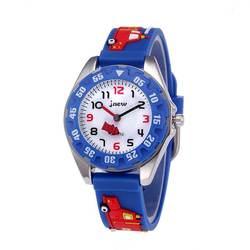 Новые модные детские часы с 3D милым рисунком из мультфильма, силиконовый ремешок, кварцевые часы, детские наручные часы BH