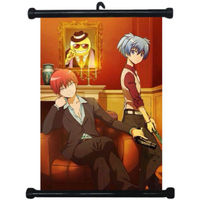 Assassination Classroom Japan Anime Home Decor Wall Scroll Poster
