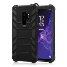 Anti Skid TPU+PC Ultra Thin Phone Case For Samsung Galaxy S9 Plus 6.2 Scratch Resistant