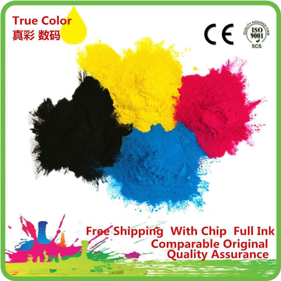 Refill Laser Color Toner Powder Kit For OKIDATA C3300 C3400 C3530 C3520 C3500 C3450 C-3300 C-3400 C-3530 C-3520 C-3500 C-3450 mlt d704s 704s d704 toner cartridge chip for samsung xpress sl k3300nr k3250nr k3300 k3250 3300 3250 powder reset counter eur