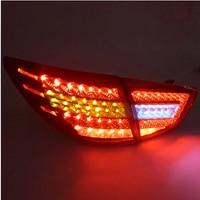 Бесплатная доставка EMS доставка! Автомобиль конкретных LED фонарь для thyundai IX35 автомобиля LED фонарь задний фонарь, benz Стиль светодиодные задни