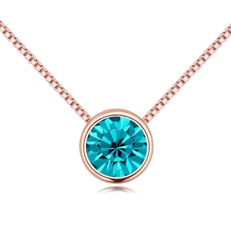 [BFQ]colgantes mujer moda Cristales Curativos Collares Para Las Mujeres 2017 Nue