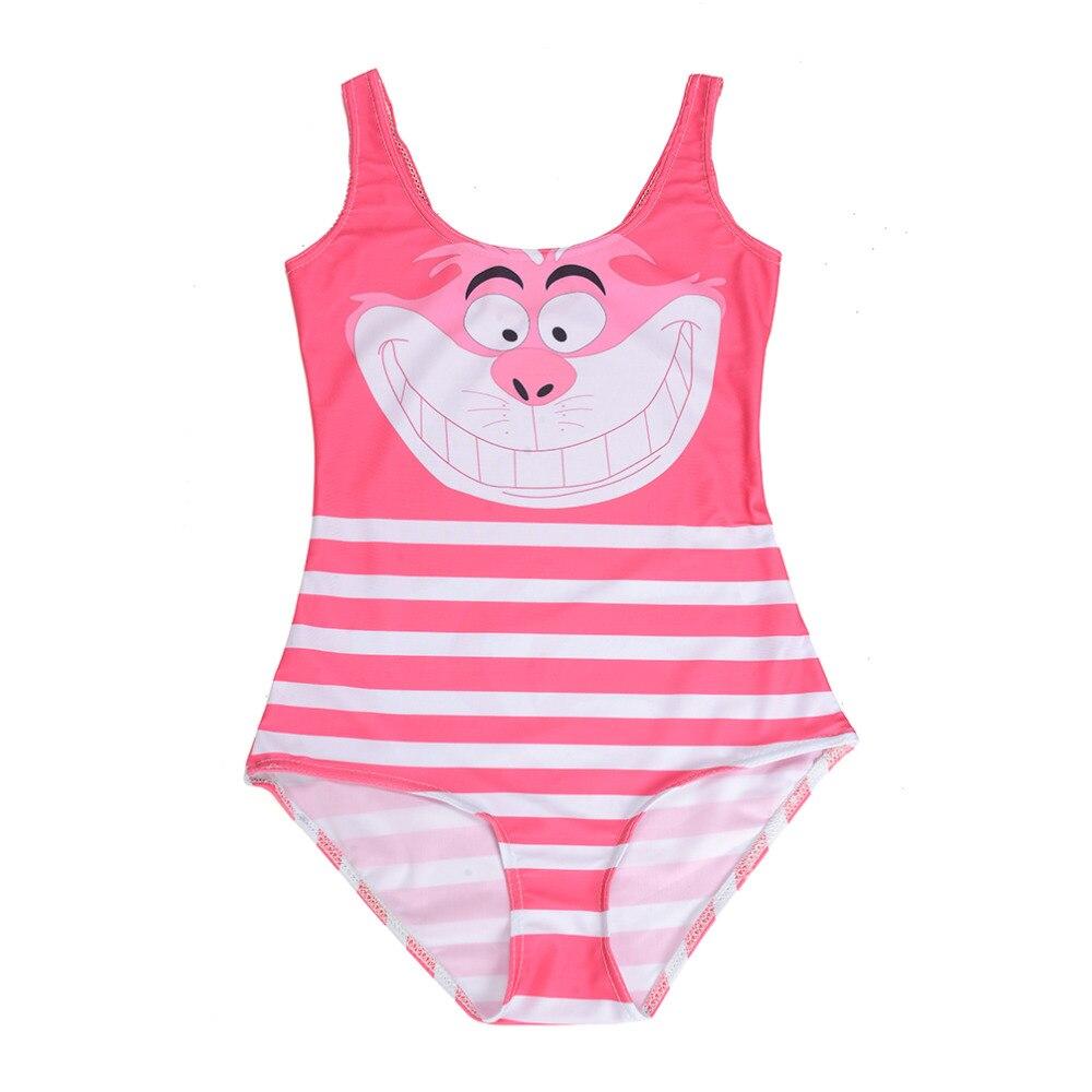 goccia negozio allingrosso donne sexy beach wear siamo tutti matti costume da bagno stampa digitale di un pezzo swimwear caldo
