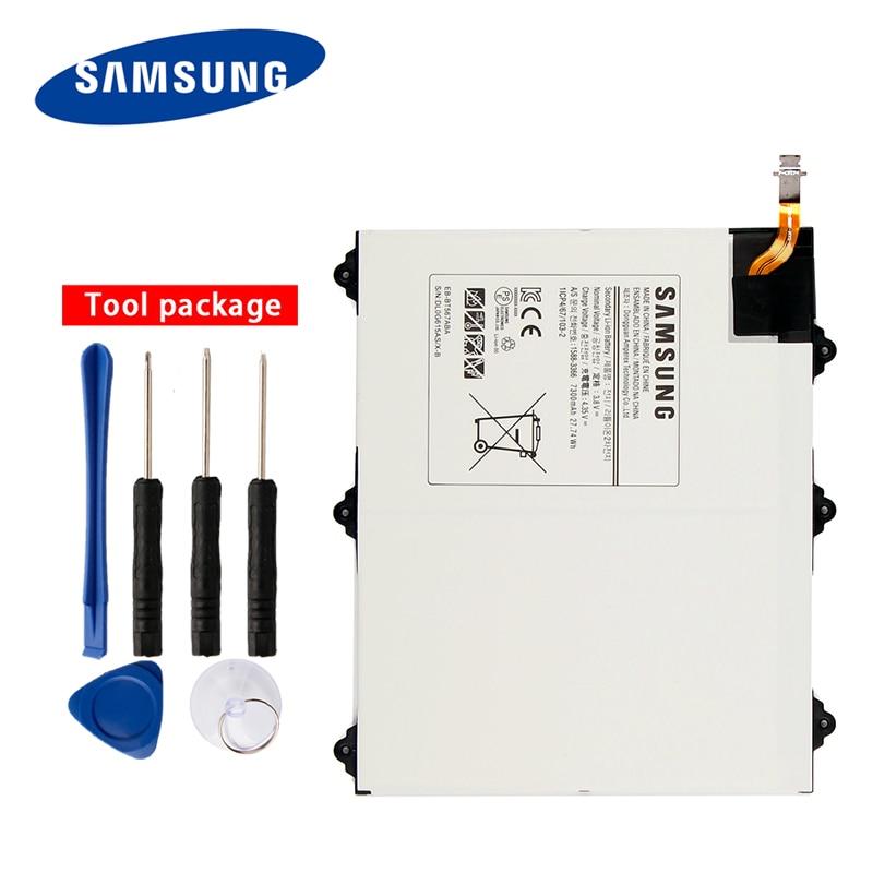 Original Samsung EB-BT567ABA Battery For Galaxy Tab SM-T560NU T567V 9.6 7300mAh