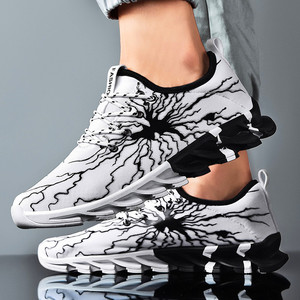 Image 4 - Classic mens casual shoes lightning couple tie sports shoes unisex lightweight adult fashion trend low price