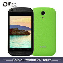 Ipro 3.5 inch Celular Android 4.4 Smartphone MTK6571 Dual Core RAM 512M ROM 4G Unlocked Mobile Phone Dual SIM 3G WCDMA Cellphone