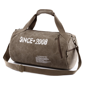 Image 1 - Jungen Reisetasche Anti Diebstahl Design Reise Duffle Große Kapazität Handtasche Übernachtung Wochenende Tasche Multifunktionale Wasserdicht