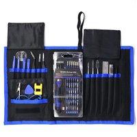 82-em-1 conjunto de chave de fenda de precisão wilder kit de driver magnético com 57 bits kits de ferramentas de reparo para iphone ipad laptops pc câmera