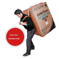 New Style Moving Artifacts Easy Carry Furniture Lifting Moving Cord Furniture Transport Belt Rope Straps For