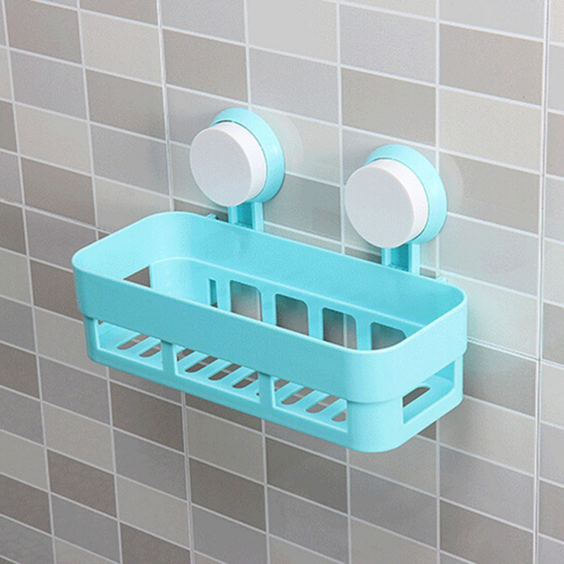 Safe Shower Caddy Corner Shelf Organizer Holder Bath Storage Bathroom Accessory