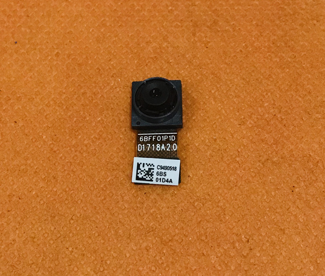 """Original Front Camera 16.0MP Module For ELEPHONE Soldier Helio X25 MTK6797T Deca Core 5.5"""" 2K Screen Free Shipping"""