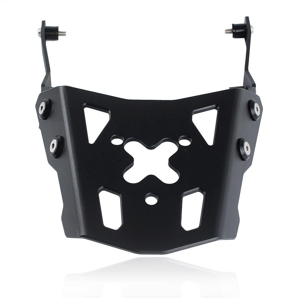 Motorcycle Accessories Rear Luggage Rear Rack Carrier Plate kit for 2016 2017 Yamaha MT FZ 10