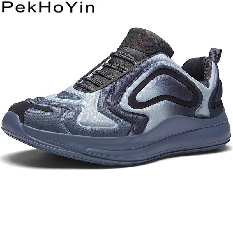 16b1f3475 Трендовые брендовые модные кроссовки мягкие мужские повседневные туфли  Zapatos Superster обувь черные Мужская обувь для ходьбы