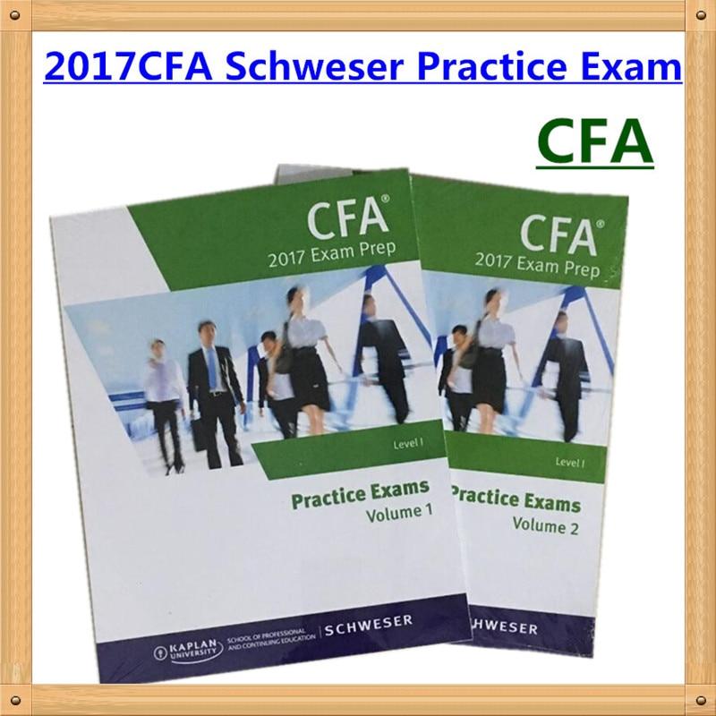 2017 CFA Level 1 Schweser Practice Exams Volume 1/Volume 2