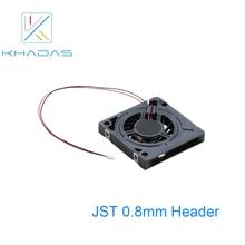 3004 вентилятор охлаждения, применимый к VIM1Series. Должен использоваться вместе с теплоотводом Khadas