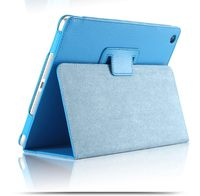 Fashion For Apple Ipad Pro Magnetic Auto Wake Up Sleep Flip Litchi Leather Case For New