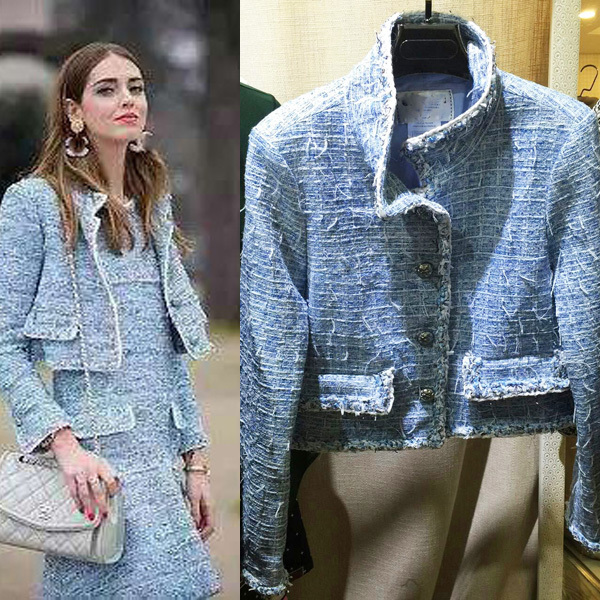 Popular Women Tweed Jacket-Buy Cheap Women Tweed Jacket lots from