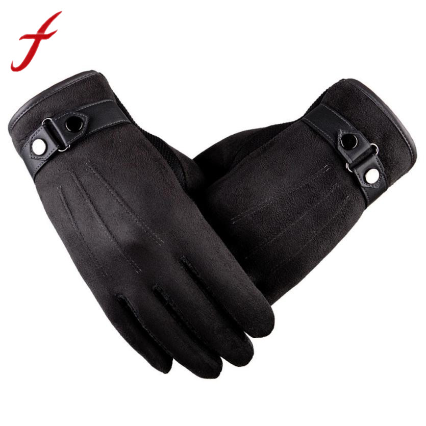 Feitong Anti Slip Men Gloves Winter Warm Touching Screen Gloves Motorcycle Ski Snow Snowboard Gloves Mitten Gants Femme 2019 New