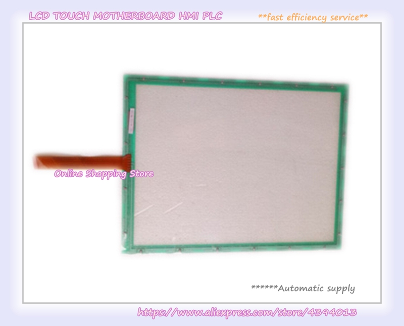 New Original N010-551-T241-T 7 Wire Touch Screen glass new for 7 wire n010 0510 t234 touch screen panel glass