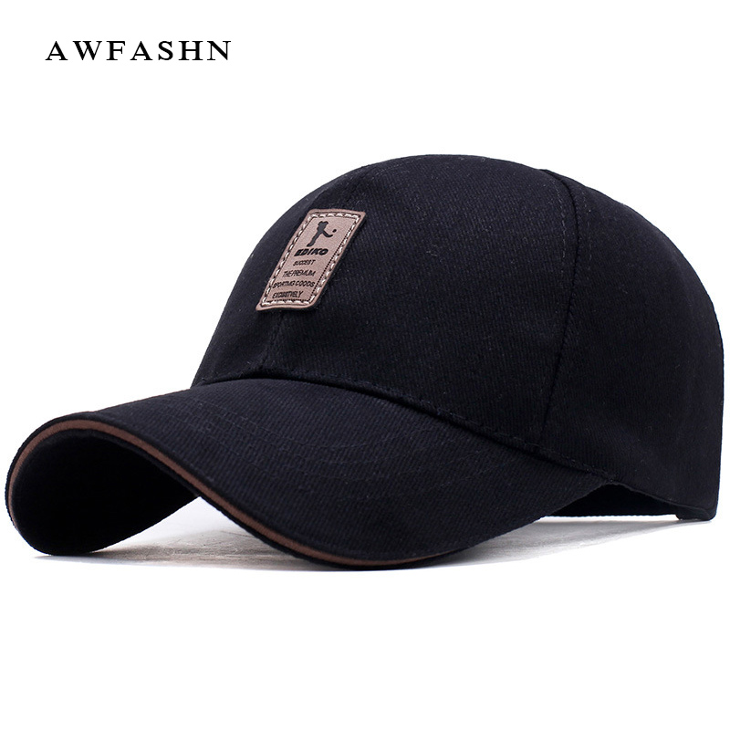 2019 New Fashion EDIKO Brand   Baseball     Cap   High Quality Casual Hat Spring Man Woman Cotton Adjustable Solid Color Brand Golf Bone
