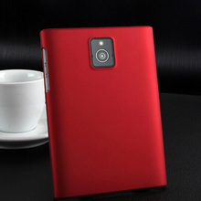For Blackberry Passport Q30 New High Quality  4 Color Rigid Matte Rubberized hard Case Cover