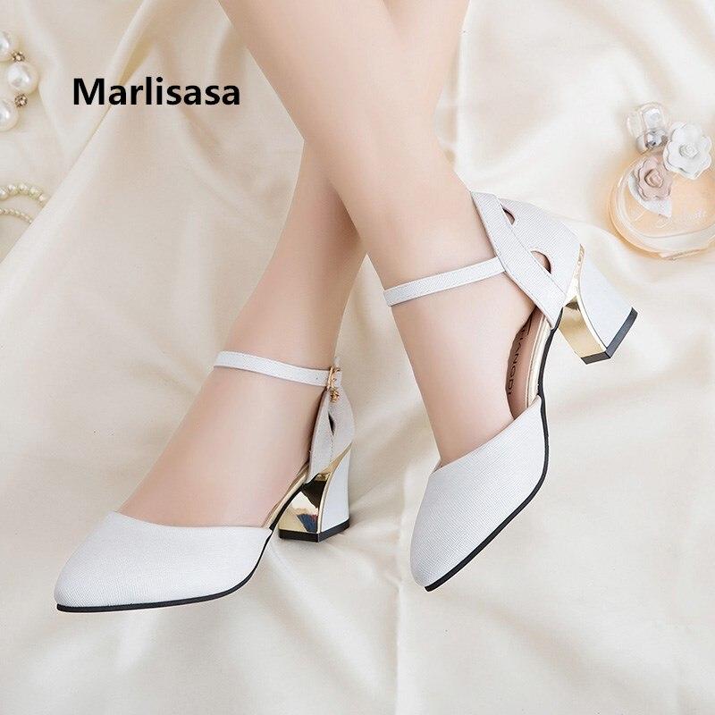 Frauen Nette Süße Weiß Pu Leder Hohe Ferse Schuhe Dame Schnalle Rosa High Heel Pumps Coole Schuhe Frauen Hohe heels G2079