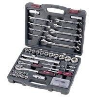 KRAFTWERK 1032 Fall 1/4 tasse + 1/2 zoll einzigen tasten-in Schraubenschlüssel aus Werkzeug bei