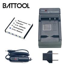 1X SLB-0837 SLB0837 SLB 0837 Rechargeable Camera Battery+Battery Charger For Samsung Digimax i5 i6 i50 L60 NV3 NV7 NV15 NV8