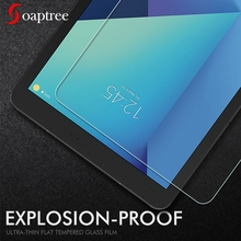 9H Tempered Glass For Samsung Galaxy Tab S3 9.7 T820 T825 T825C T829 SM-T820 SM-T825 9.7 inch Screen Protector Protective Film цена