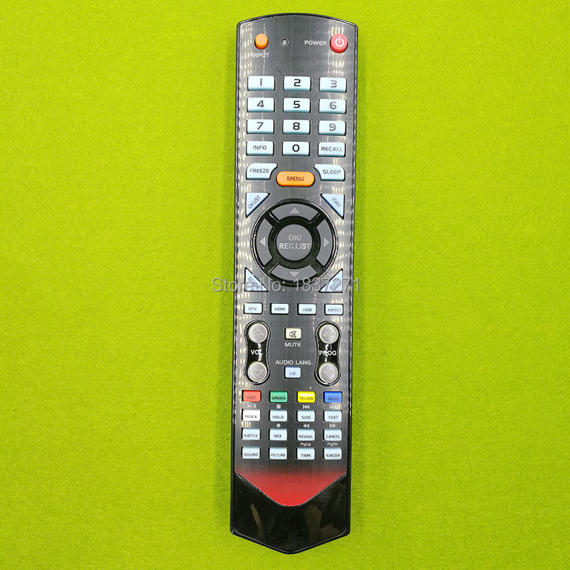 New Original Remote Control for AKAI LCD tv same with picture can be used