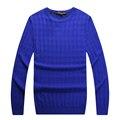 Миллиардер итальянский couture свитер мужская 2016 новый стиль отложным воротником повседневная комфорт отличный материал бесплатная доставка