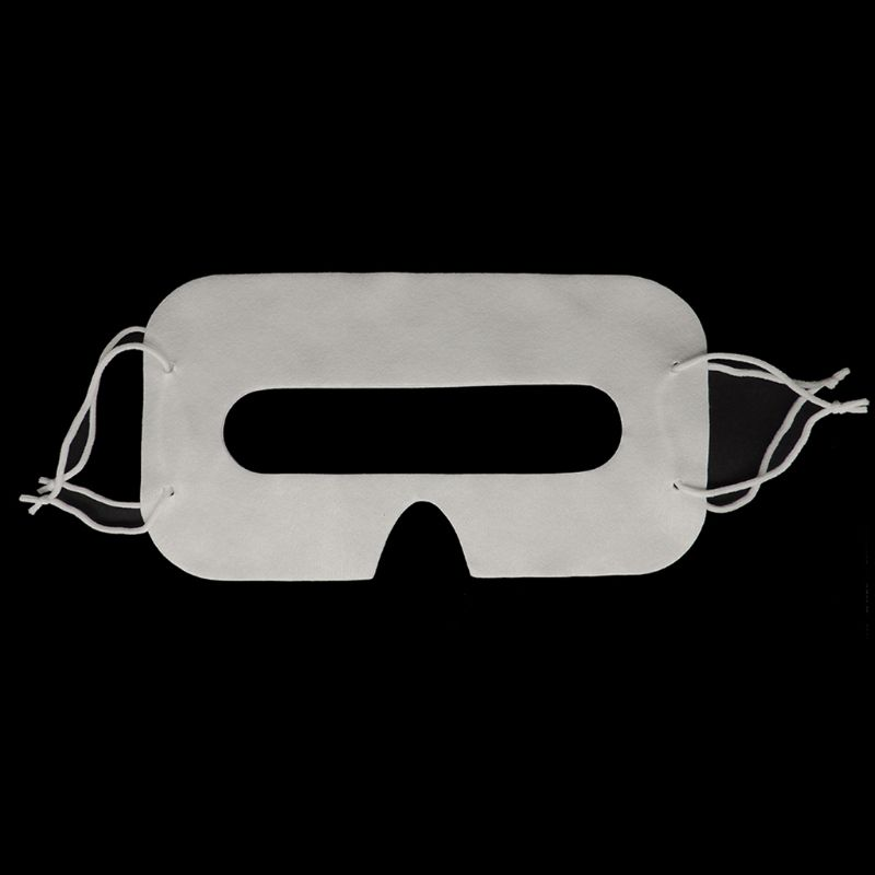 100pcs Eye Pads VR Accessories Disposable Sanitary Eye Patch Facial Mask For HTC Vive Playstation 3D Virtual Reality Glasses