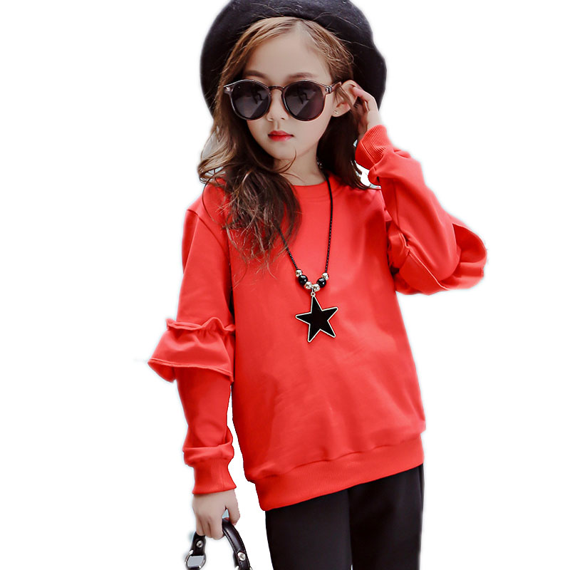toddler girls clothes sets 2018 spirng autumn girls tracksuits top long sleeve hoodies+pants 2pcs suit sets casual kids outfits