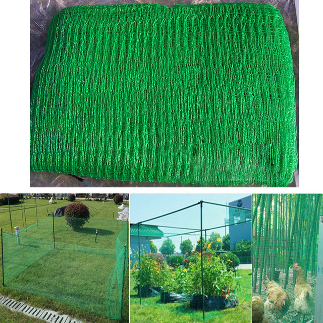 Poultry Animal Fence Netting Fruit Tree Protection Net Garden Anti Bird