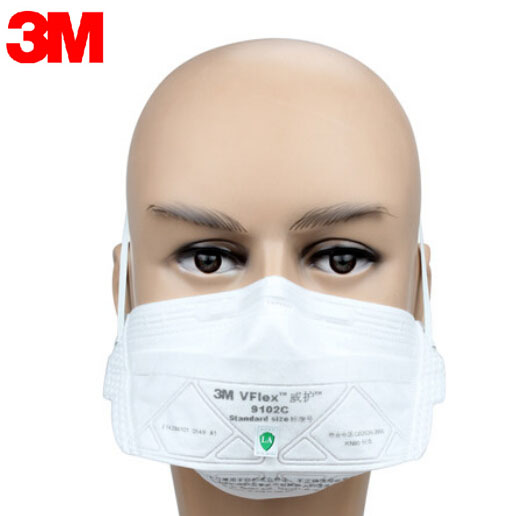 3M 9102C Dust Masks Foldable Anti Particulate Matter Respirator Mask KN90 Standard High Quality H7893M 9102C Dust Masks Foldable Anti Particulate Matter Respirator Mask KN90 Standard High Quality H789