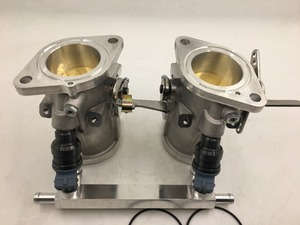 Image 3 - 45IDA Throttle Bodies replace 45mm Weber and dellorto carb W 1600cc Injectors replace 45IDA carburettor carburetor free shipping