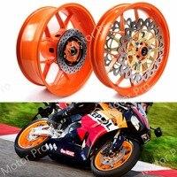 For Honda CBR1000RR 2006 2016 Front Rear Wheel Rim Set Motorcycle CBR1000 RR 2006 2007 2008 2009 2010 2011 2012 2013 2014 2015