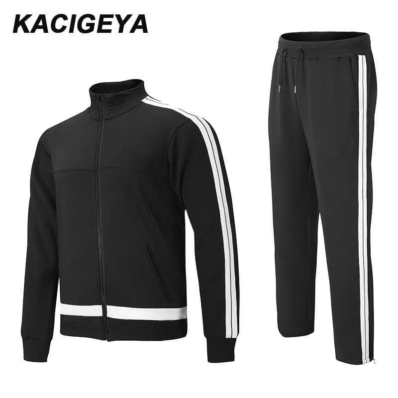 Спортивные костюмы для мужчин высококачественный тренажерный зал фитнес Велоспорт Спортивная форма для баскетбола спортивные костюмы для мужчин спортивная куртка наборы ухода за кожей