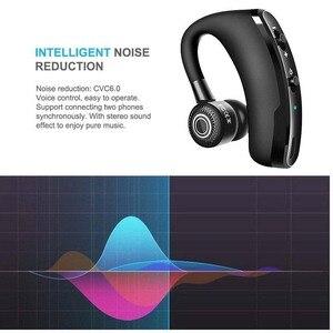 Image 3 - YuBeter سماعات بلوتوث الرياضة سماعات لاسلكية مقاوم للعرق سماعات الأذن الحد من الضوضاء مدمج في هيئة التصنيع العسكري لتشغيل الأيدي الحرة
