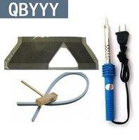 QBYYY 1 Набор выцветания пикселей ремонтный ленточный кабель для ЖК-дисплея для pegeotcar 206 jaeger t-head паяльник Резиновая полоса