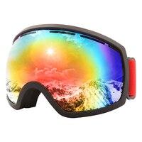 f0e154d133 Winter Ski Goggles Snow Snowboard Goggles Anti Fog Big Ski Mask Glasses UV  Protection For Men. US $38.00 US $19.00. Ver Oferta. Gafas de esquí invierno  ...