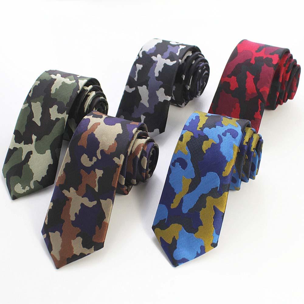 JEMYGINS Brand Mens Cravate Barbat Fashion Neckties Corbatas Hombre Gravata Jacquard 6cm Slim Tie de afaceri Red Green Tie Pentru Barbati