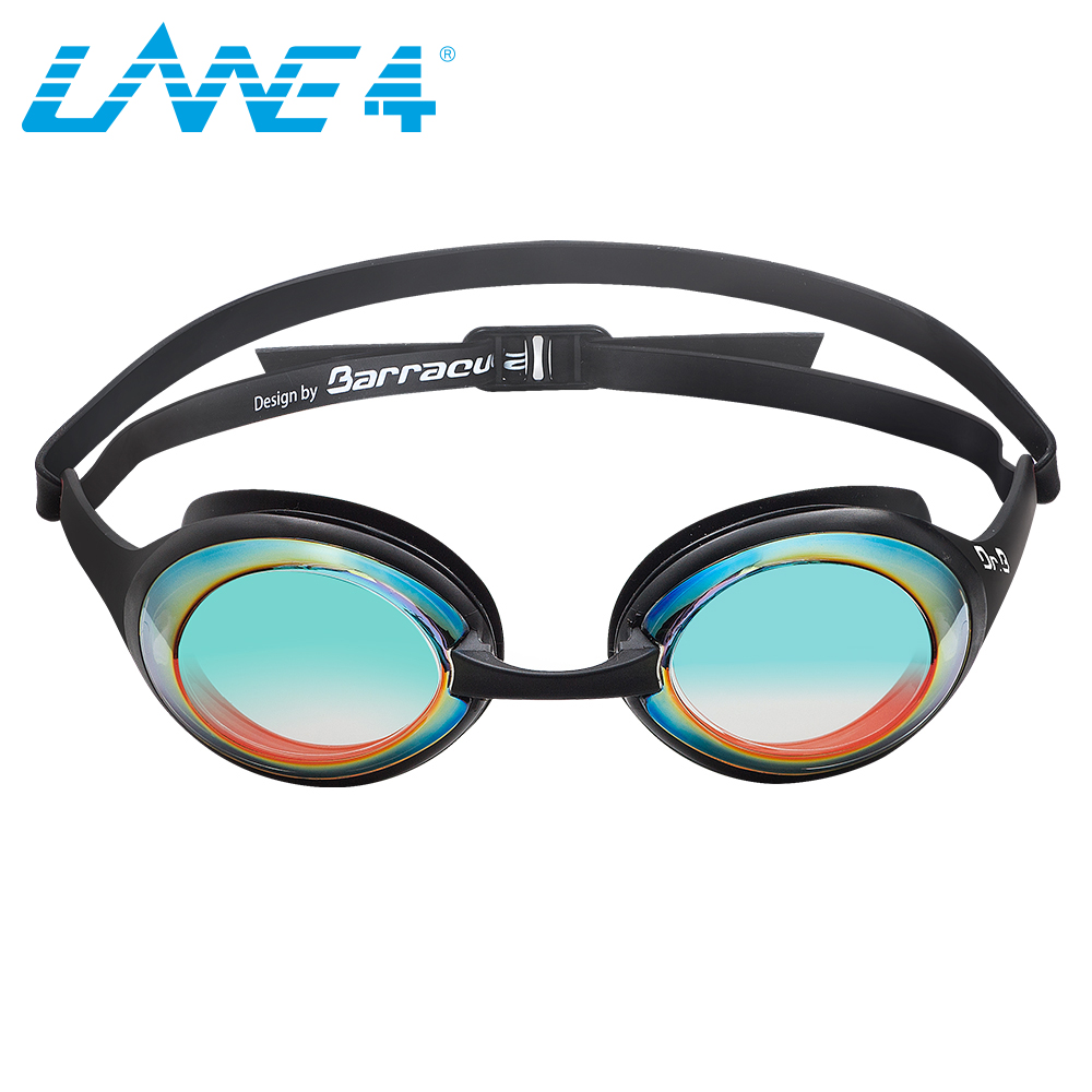 570518c0a97 LANE4 Optical Swimming Goggles DRB941 Patented TriFusion System Gaskets Mirror  Corrective Lenses UV Protection water sport 94190