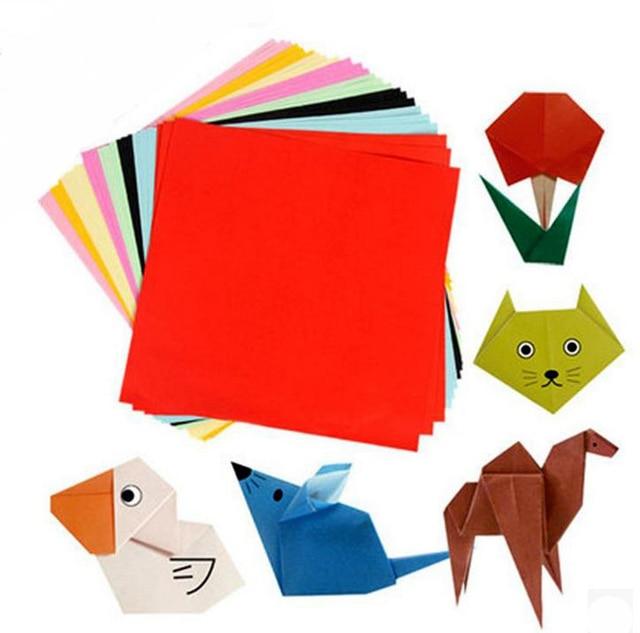 BOHS Children 10 colours Handmade Multicolour Paper Craft Diy ...