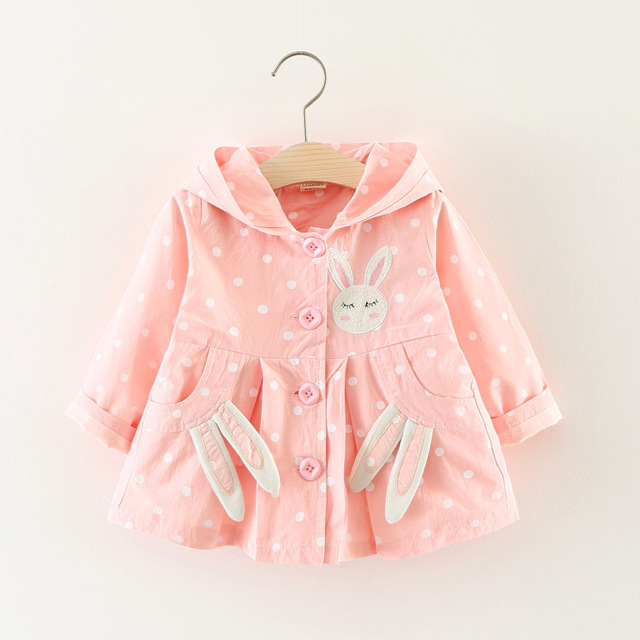 76f41f040 Hot sale children girls autumn outerwear clothing Baby girls cute ...